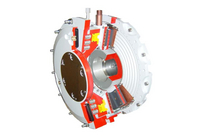 Wichita pneumatic clutches brakes